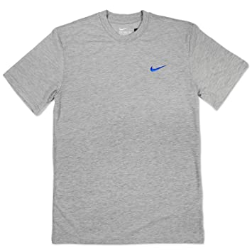 venta profesional gran descuento características sobresalientes Camiseta de algodón de Nike, mangas cortas, diseño atlético ...