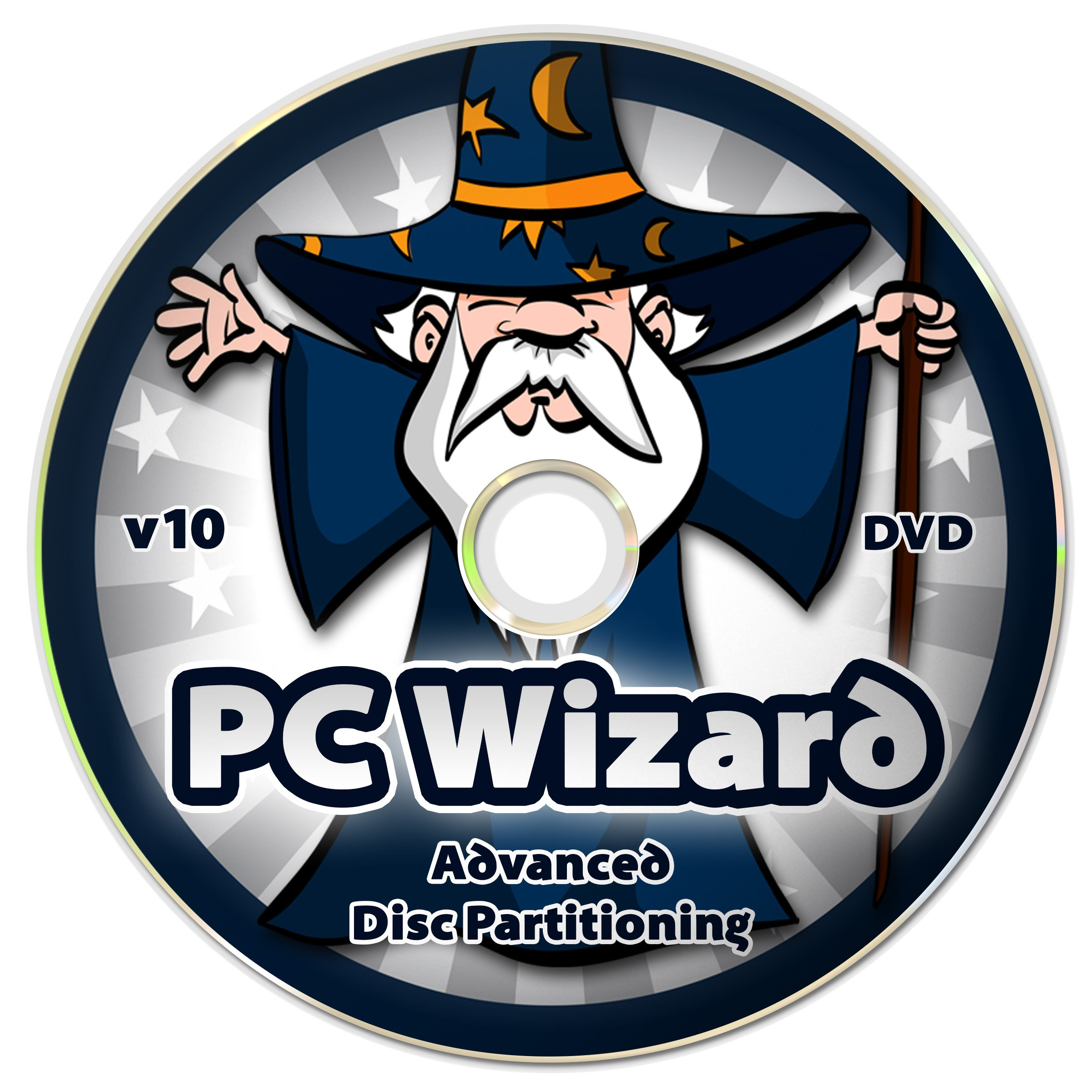 PC Wizard - Easily Partition, Format, Clone or Backup any Size Internal or External Hard Drive Disc by PC Wizard