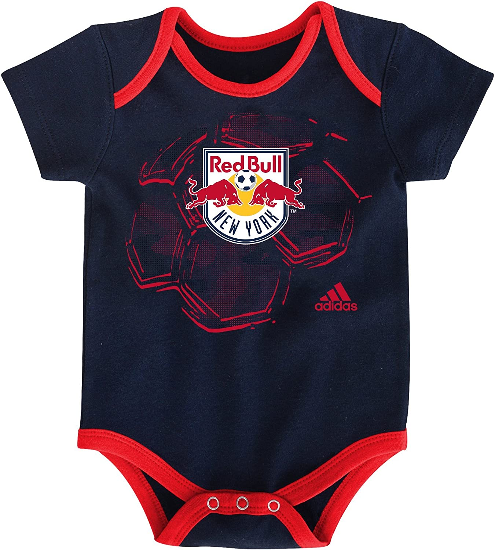 MLS Newborn /& Infant Hat Trick 3 Piece Bodysuit Set