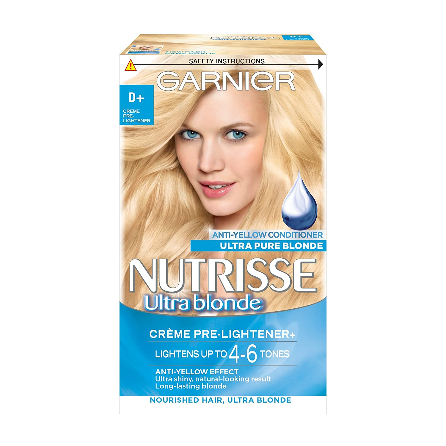 Garnier Nutrisse 4.15 Iced Coffee Brown Permanent Hair Dye 100909326