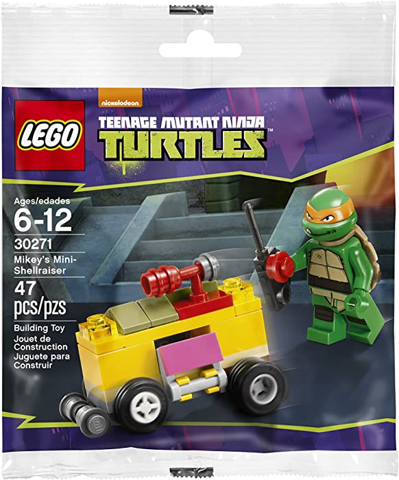 Top 10 Lego Teenage Mutant Ninja Turtles Sets Under 40