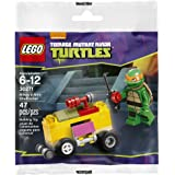 LEGO Tenage Mutatnt Ninja Turtles: Mikey's Mini Shellraiser Set 30271 (Insaccato)