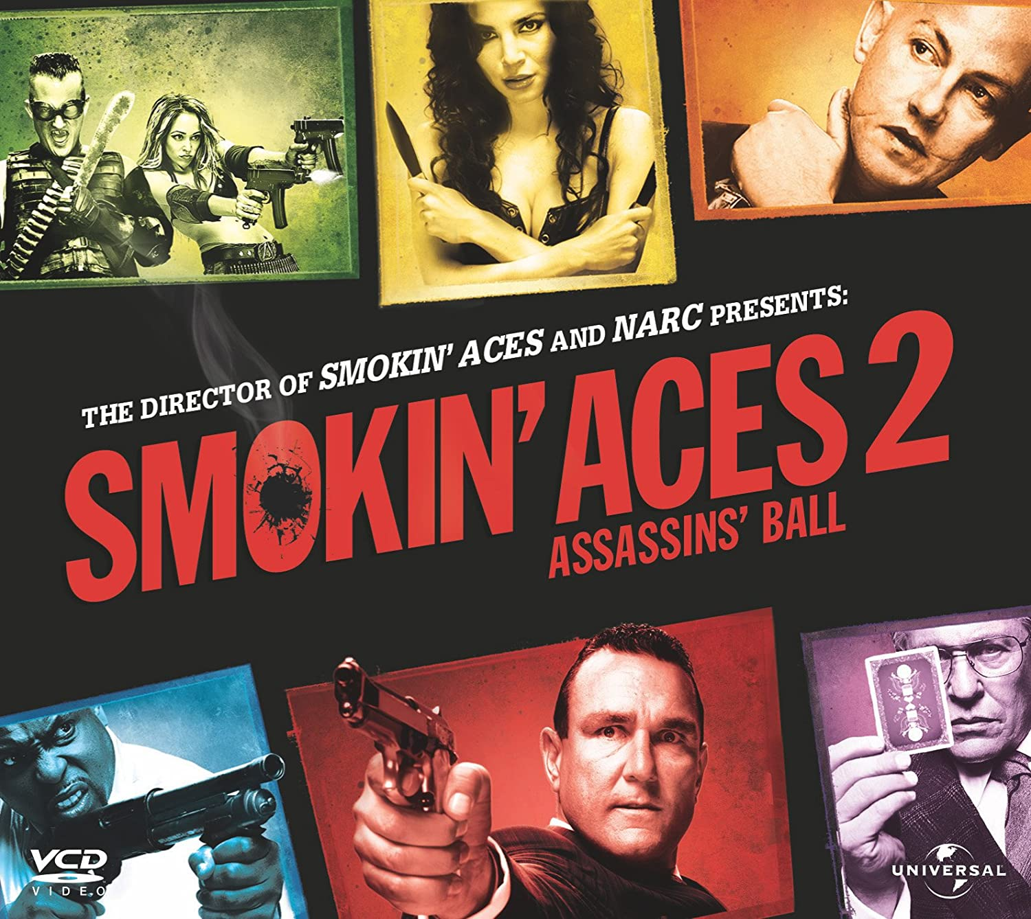 Amazon.in: Buy Smokin Aces 2 (Hindi) DVD, Blu-ray Online at Best Prices in  India | Movies & TV Shows