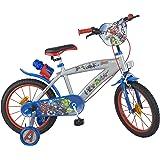 """The Avengers - Biciclette per bambini 5-8 anni, 16 """"(toim)"""