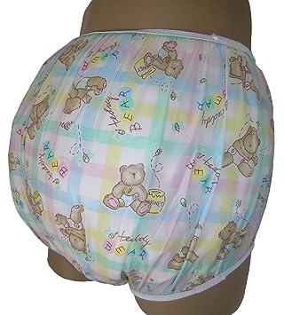 Amazon.com: Bebé pantalones miel oso Impresión adultos ...