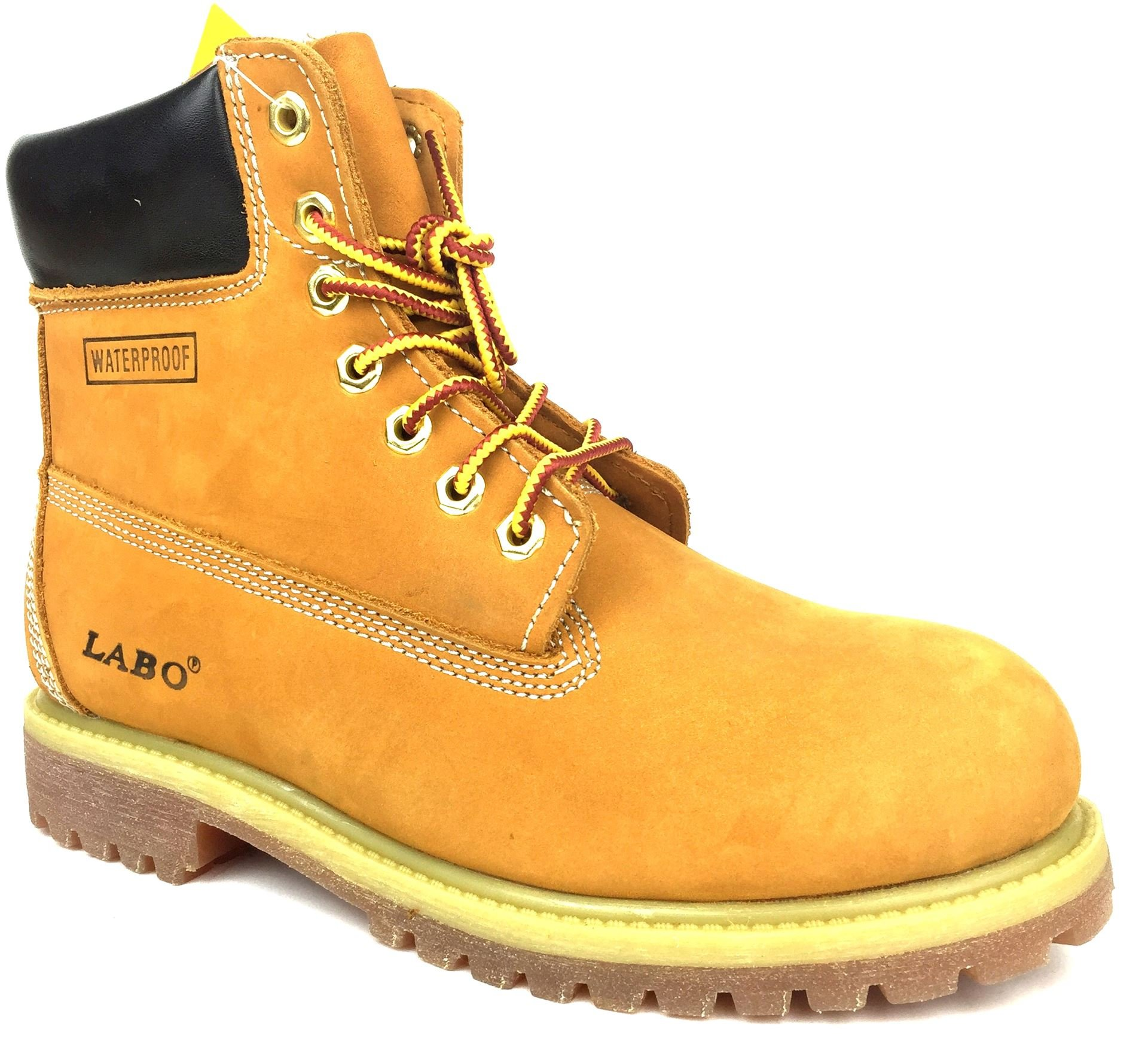 LABO Working Boots - 1061 Tan 8.5