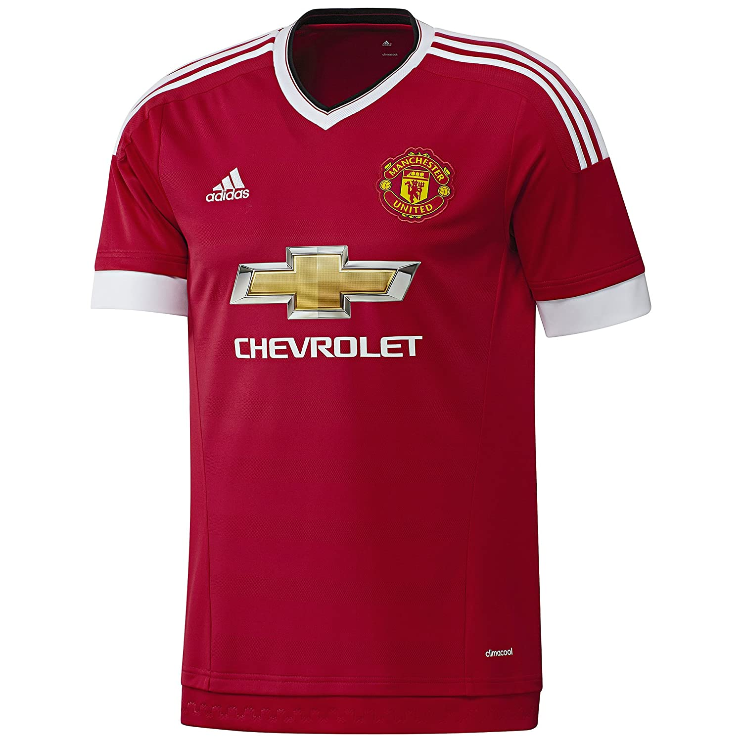Manchester United Home 2015-16 Jersey
