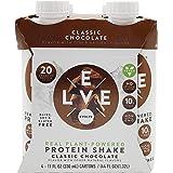 EVOLVE Classic Chocolate Protein Shake 4Pk, 11 FZ