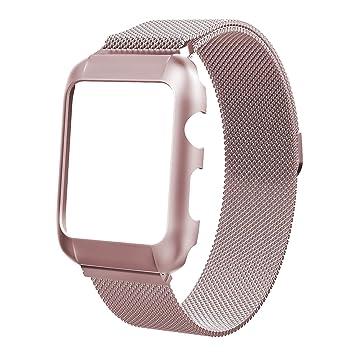 507748b7e0b TiMOVO Pulsera para Apple Watch 42mm 44mm Series 1/2/3/4,Banda de ...