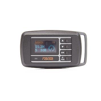 Detector profesional de microfoane ascunse RAKSA IDET: Amazon.es: Electrónica