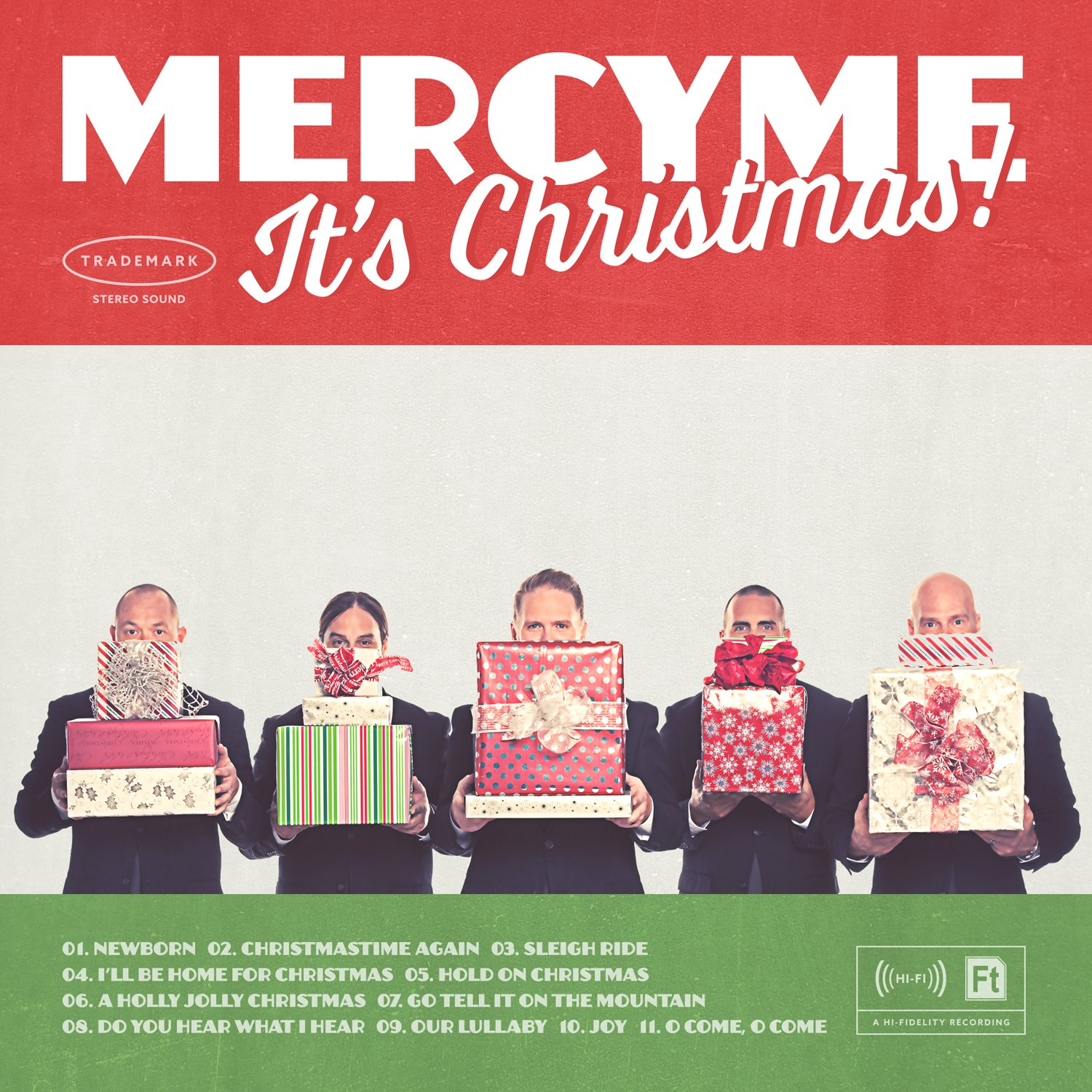 MercyMe - MercyMe, It\'s Christmas! - Amazon.com Music