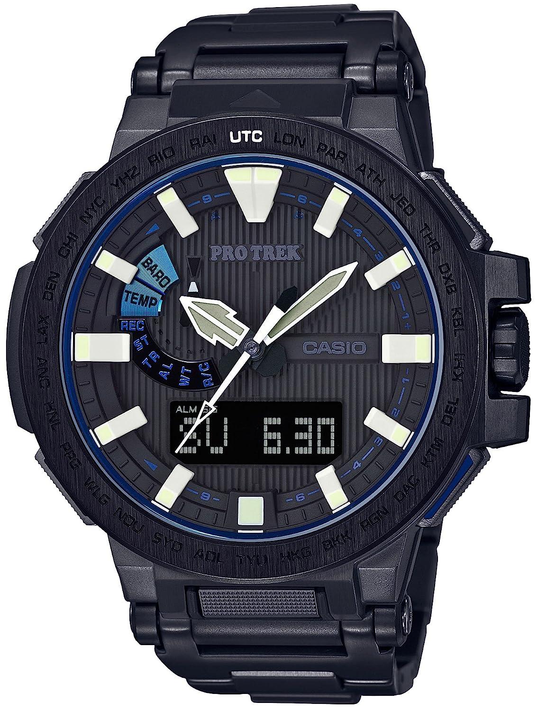 (カシオ)CASIO 腕時計 PROTREK MANASLU Blue Moment PRX-8000YT-1BJF