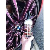 Pearl Nano Perfection Metal X - Iron Eliminador de Lluvia/Limpiador de Llantas de aleación. ¡Muy Fuerte! (1 Litro)