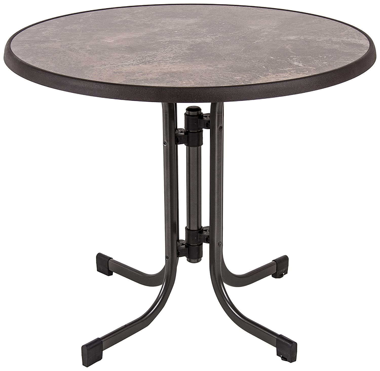Dajar caffè tavoli Tavolo Dine e Relax Fi 85Vesuve, Marrone 22956