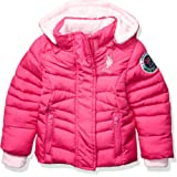 US Polo Association Girls' Big Outerwear Jacket (More Styles Available)