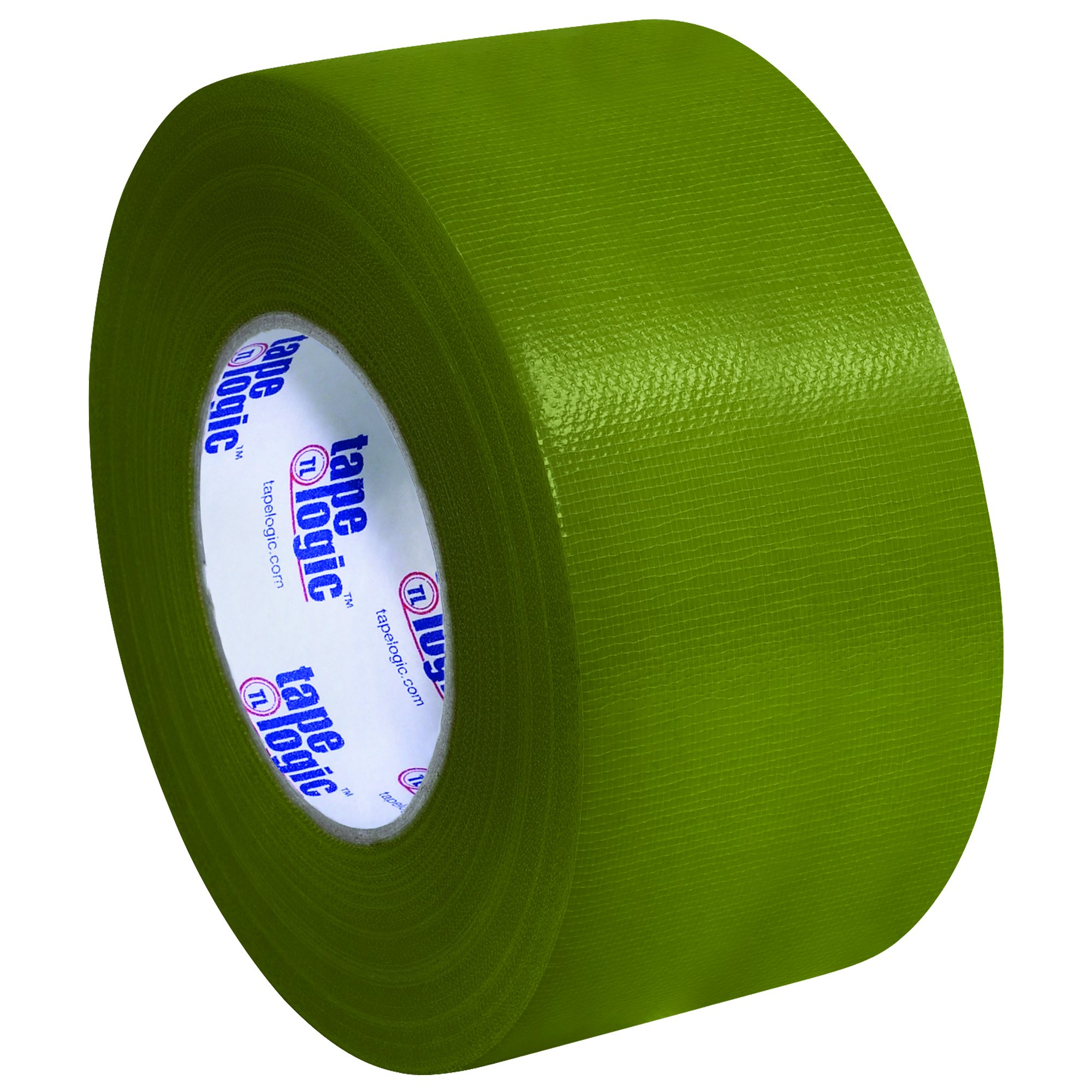 BOX USA BT988100LV Olive Green Tape Logic Duct Tape, 10 mil, 3'' x 60 yd. (Pack of 16) by BOX USA
