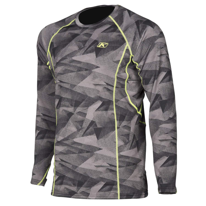KLIM Aggressor Shirt 2.0 XL Black Heather