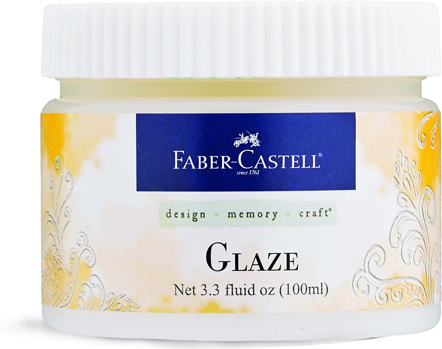 Faber-Castell Design Memory Craft Textural Accents (Glaze - Transparent Gloss)