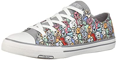 b874dc10c42 Amazon.com | Skechers Women's Utopia-Bow Wow Platform | Shoes