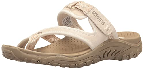 7e3b2ecfb18d Skechers Womens Reggae Trailway Flip Flop  Amazon.ca  Shoes   Handbags