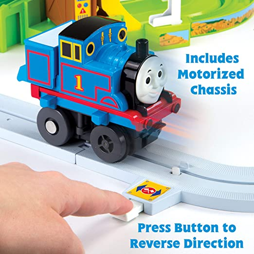 Thomas & Friends Big Loader, Sodor Delivery Set
