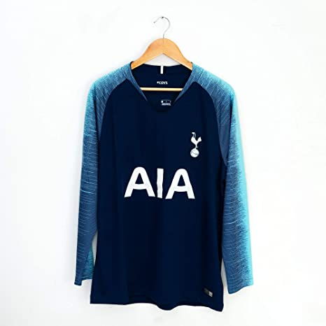 4cffc9ae196 Image Unavailable. Image not available for. Color: Thai Version Tottenham Hotspur  Soccer Jersey 2018/19 Home ...