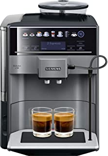 Siemens TQ505R09 Cafetera espresso superautomática, EQ.500 ...