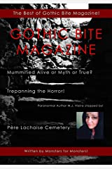 Gothic Bite Magazine Vol.2: Gothic Fall Special Kindle Edition