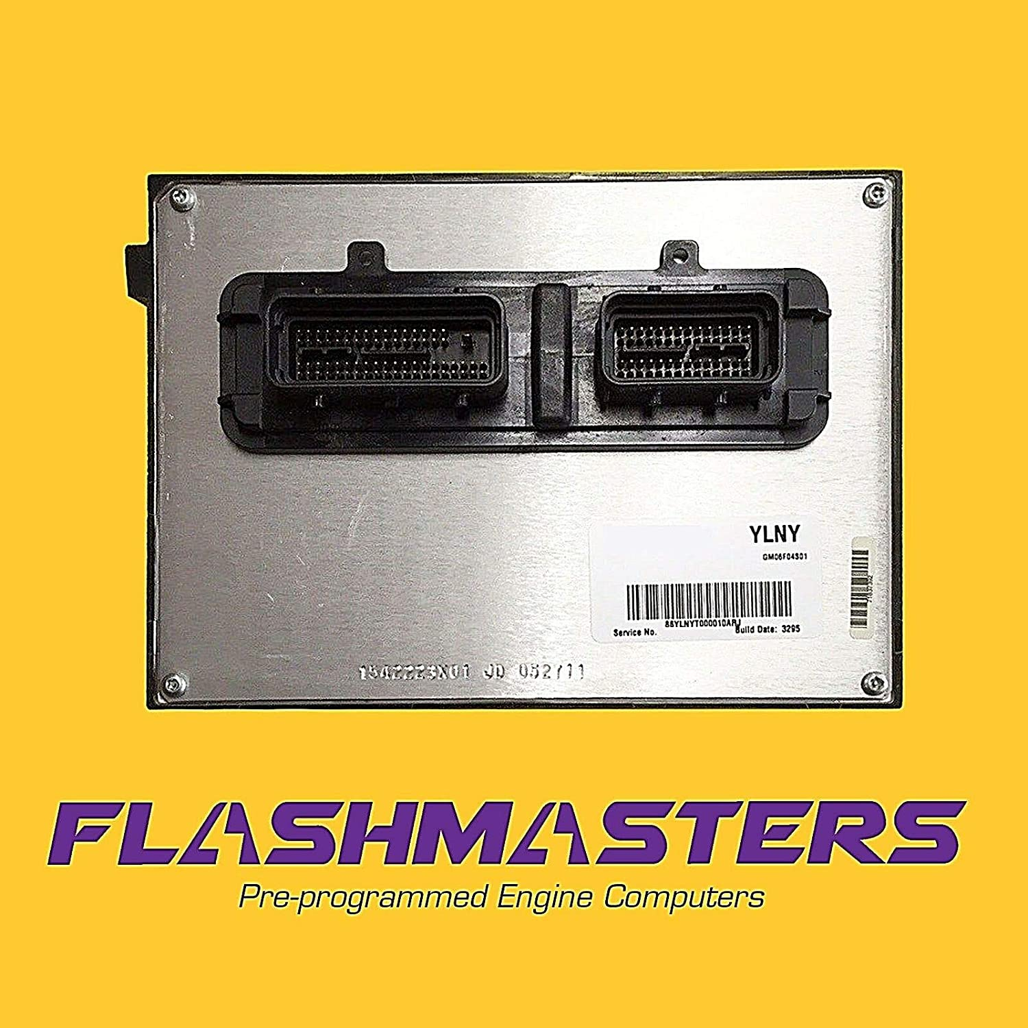 Programmed to your VIN # Tahoe Yukon 1997 Engine Computer PCM ECM ECU 16229684