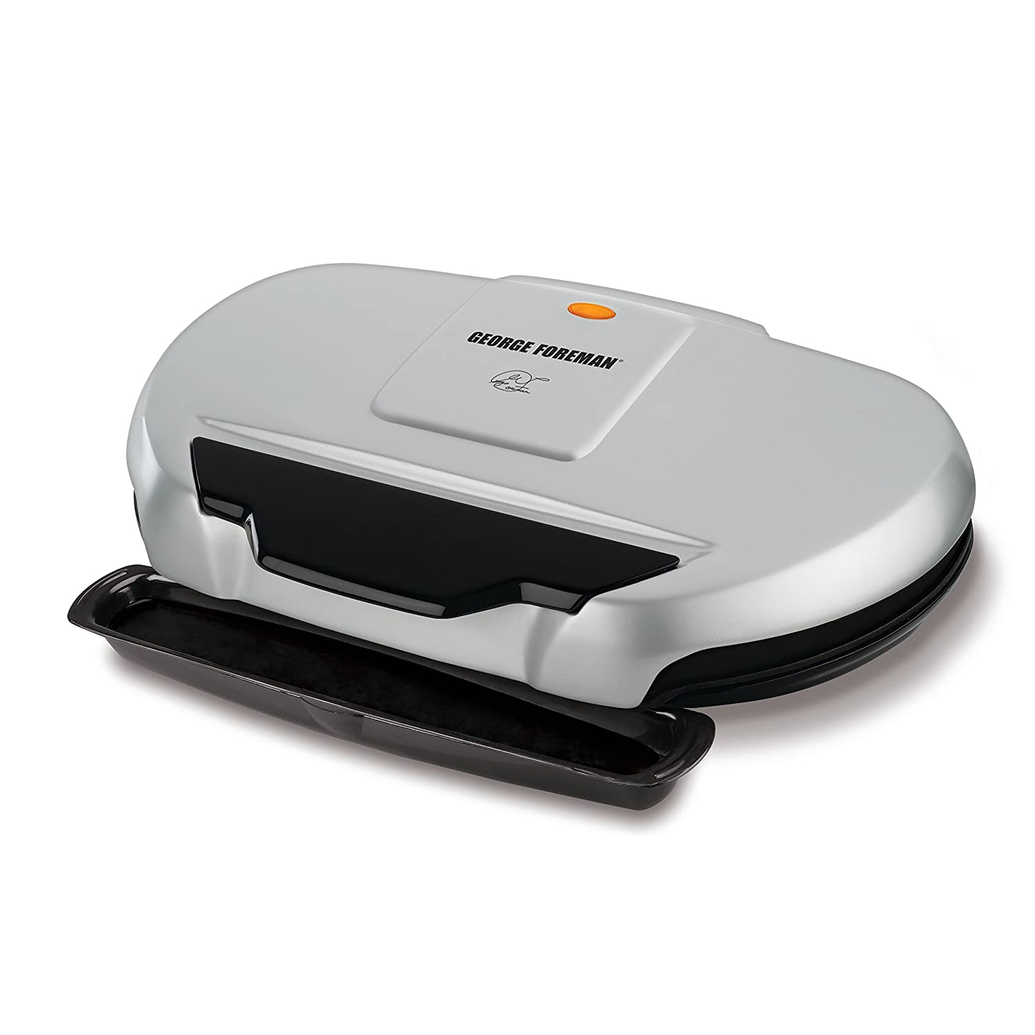 George Foreman 9-Serving Classic Plate Electric Grill GR144