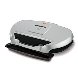 George Foreman Classic Plate Electric Grill