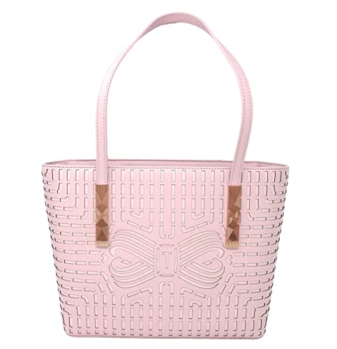 2c394ea875224 ... Ted Baker - Cut Out Bow Shopper Breeana - Light Pink promo code af688  b8546 ...