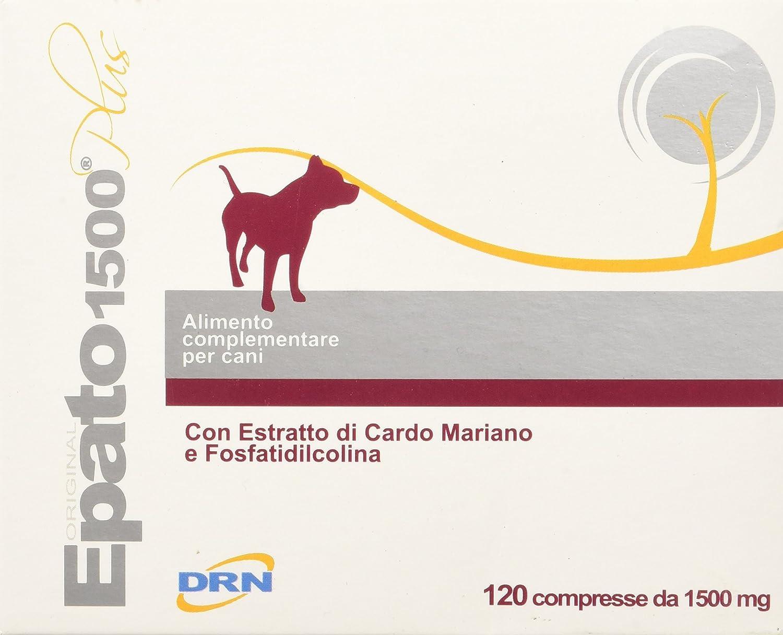 Epato 1500 Plus 120 Cpr Cane: Amazon.es: Salud y cuidado ...