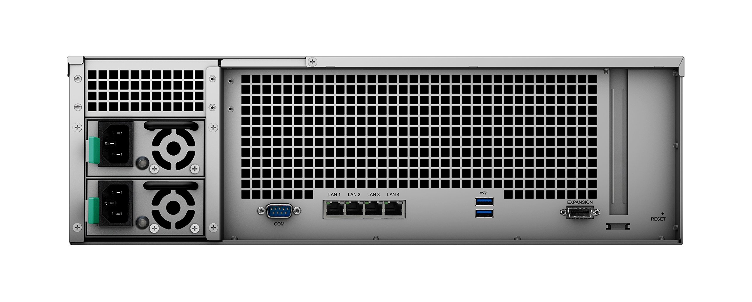 Synology RS2818RP+ 16bay NAS Rack Station (Diskless) by Synology (Image #4)
