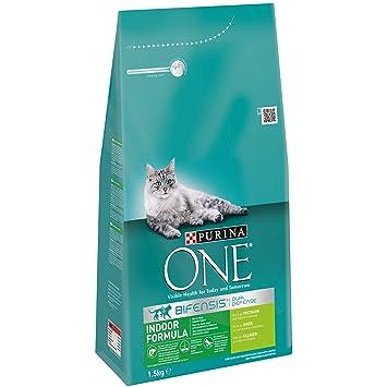 Purina eine lebendige Reife Katzenfutter