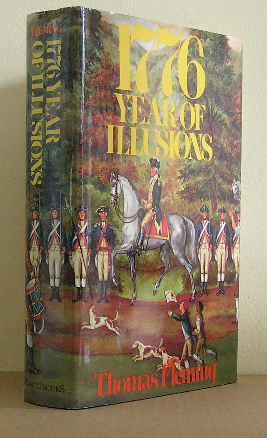 1776 Year Illusions Thomas Fleming product image
