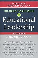 The Jossey-Bass Reader on Educational Leadership Paperback
