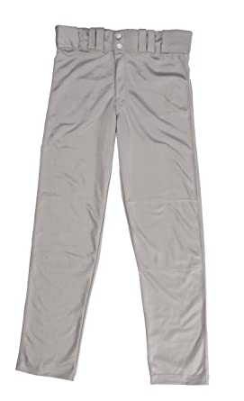 3N2 Youth Stock PRO-Weight Poly Baseball Pant Grey Youth Large (14 ... 39640c7701