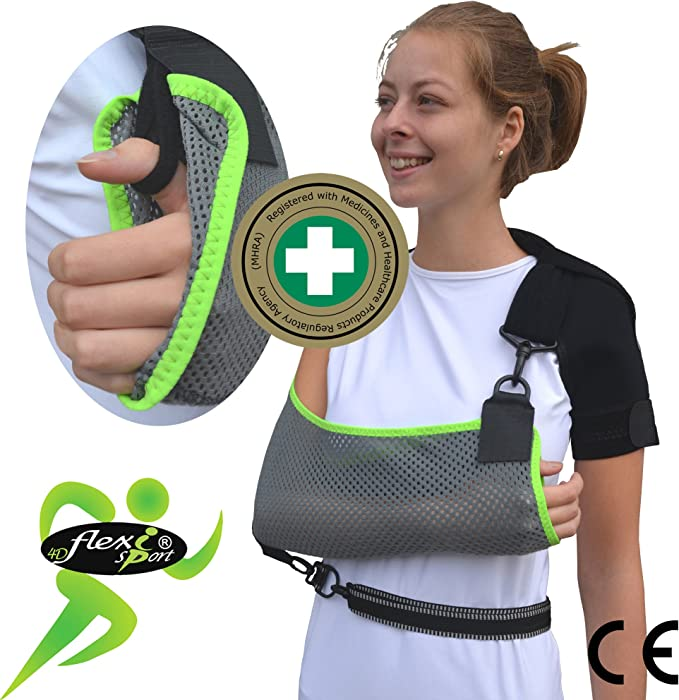 Soportes de brazos (ribete lima) El diseño único previene el dolor ...