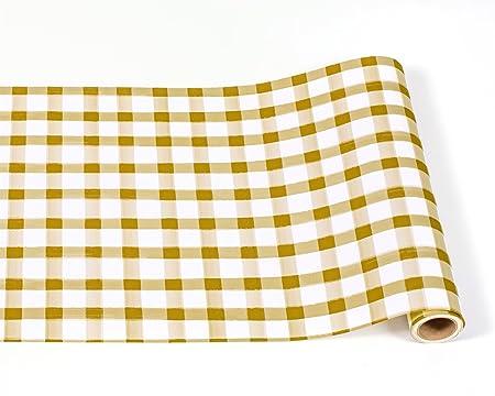 Camino de Mesa de Papel de Cocina Hester & - Rollo de 50 cm x 63,5 ...