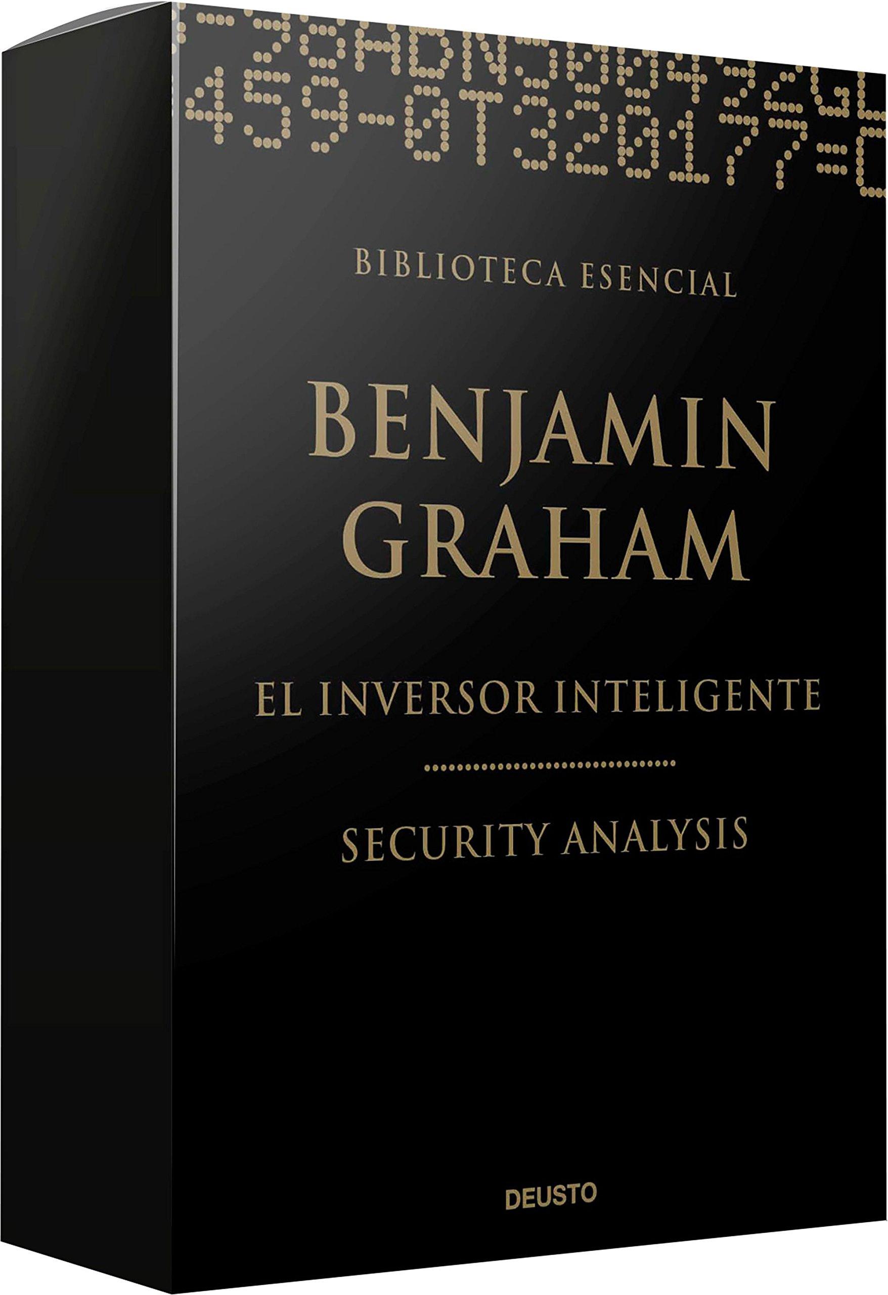 Biblioteca Esencial Benjamin Graham Sin Colección Amazon Es Graham Benjamin Dodd David Bengoechea Idoia Libros