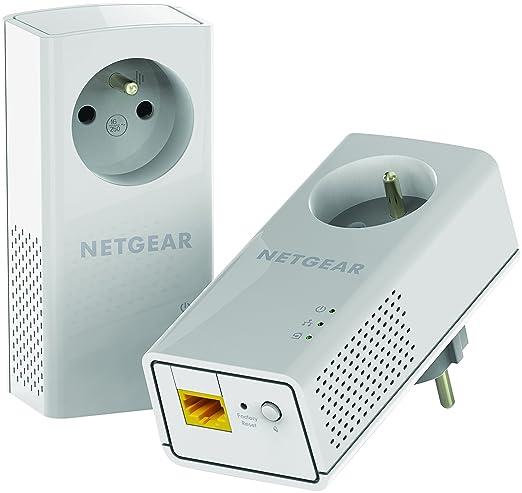 65 opinioni per Netgear, adattatore PLP1200 100FRS,bianco bianco CPL 1200 Mbps