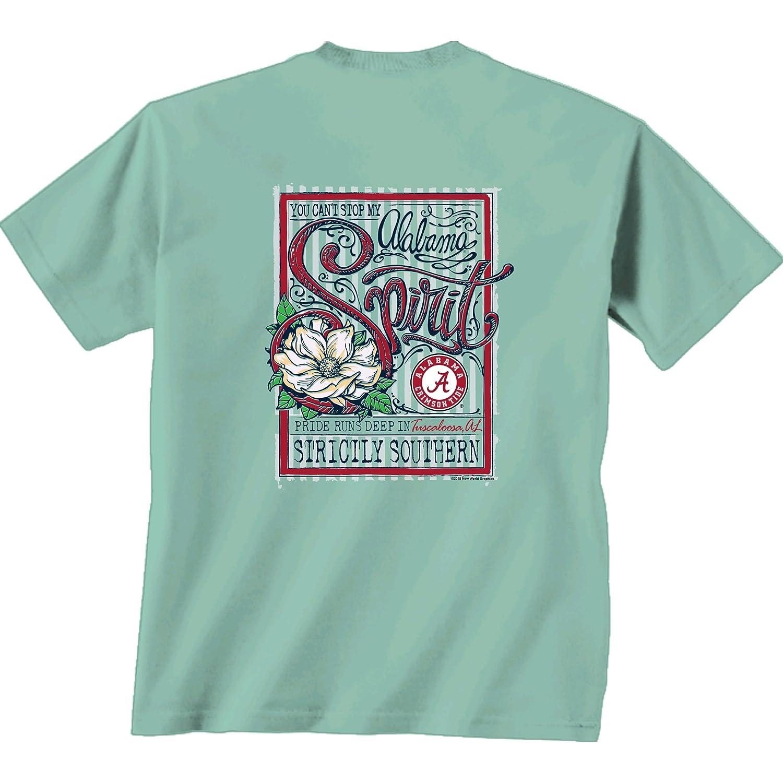 60 off alabama crimson tide t shirt pride runs deep for Mint color t shirt