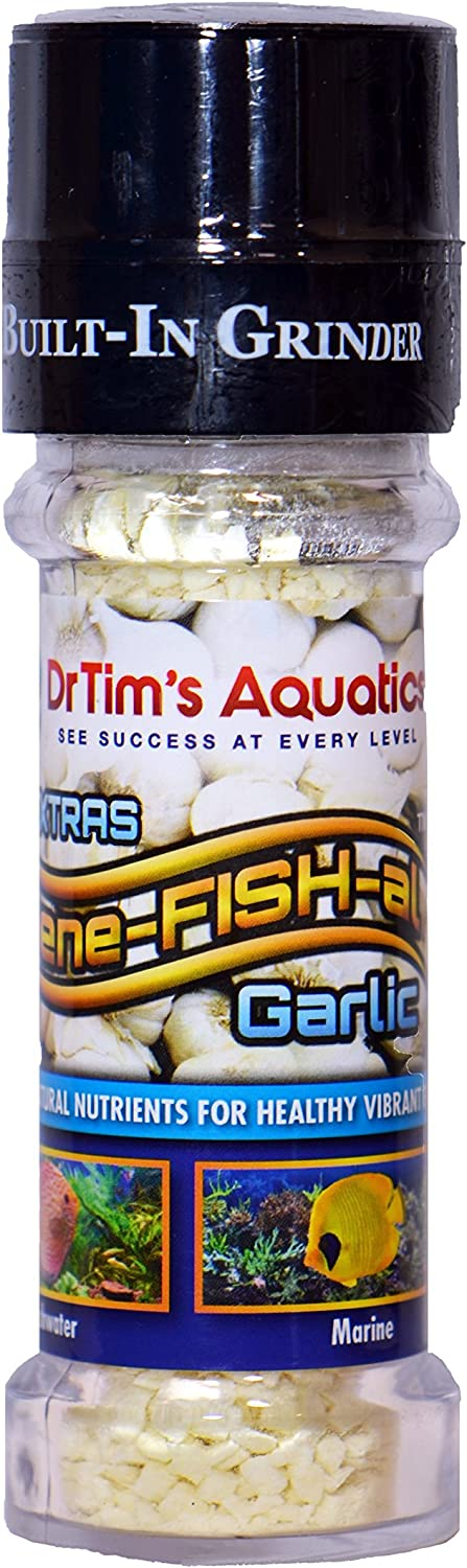 DrTim's Aquatics Fish Food Enhancement
