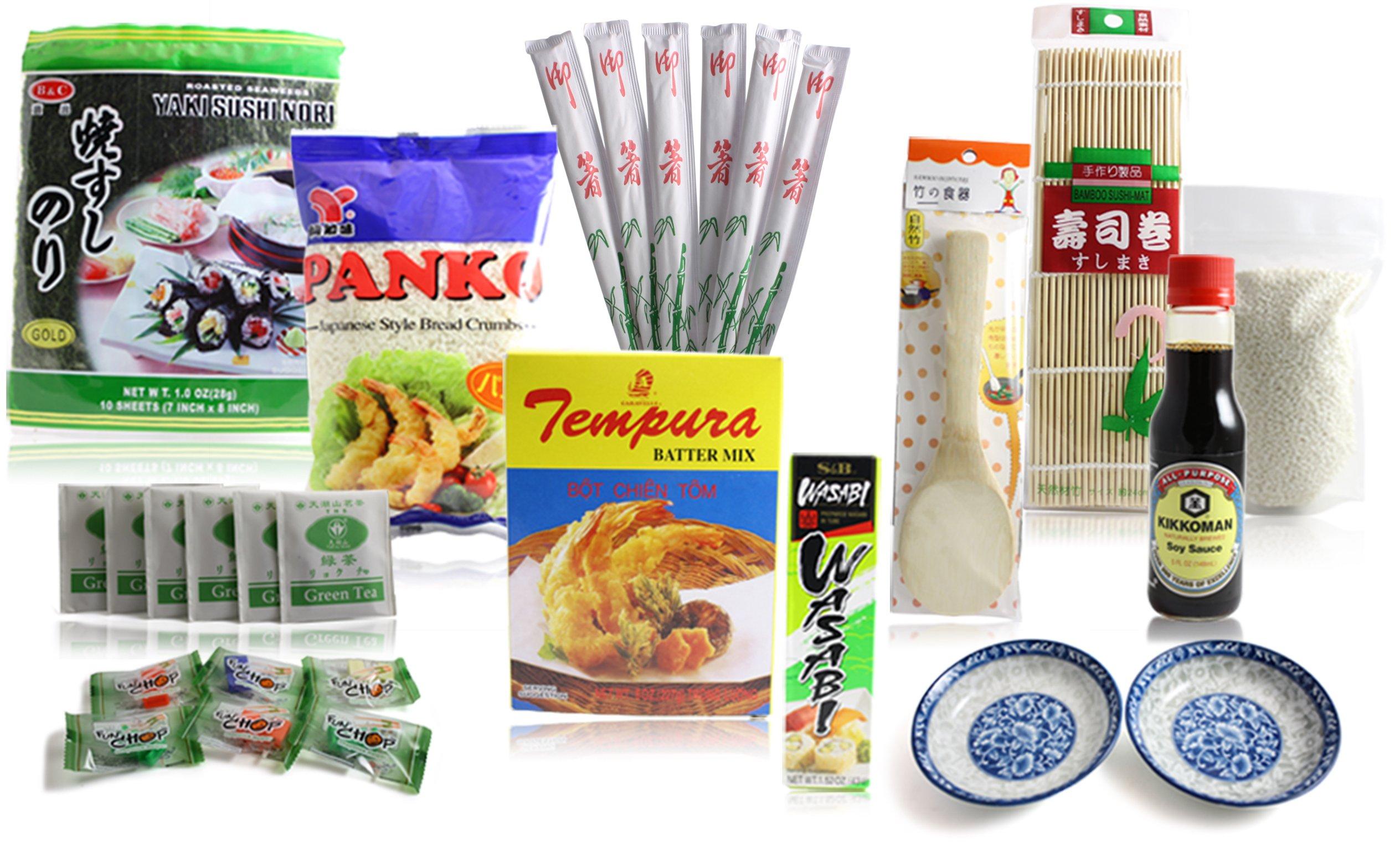 The Ultimate Sushi Maker Master Sushi Kit Gift Box
