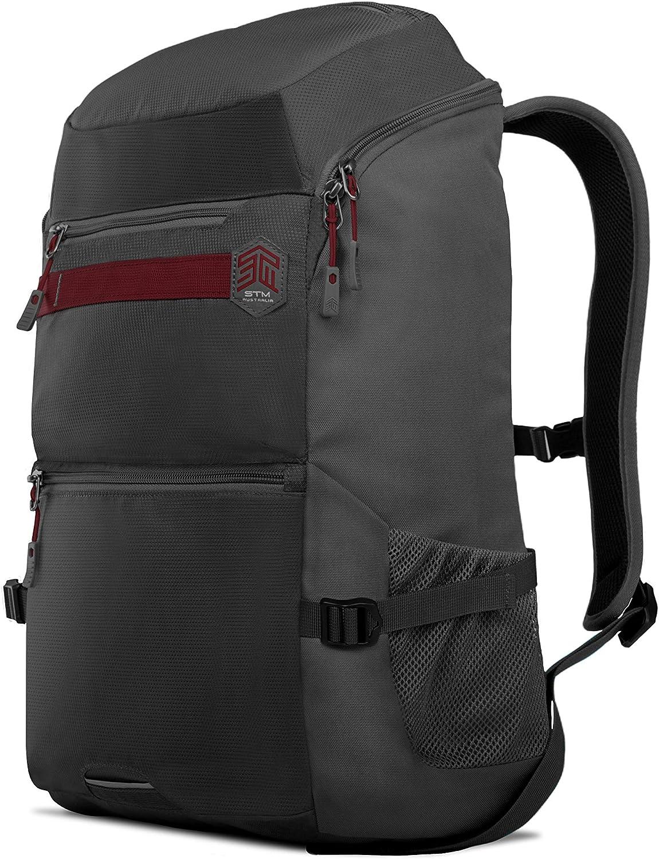 STM Drifter Backpack for up to 15-Inch Laptop & Tablet - Granite Grey (stm-111-192P-03)