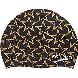 Speedo Unisex-Adult Swim Cap Silicone Elastomeric