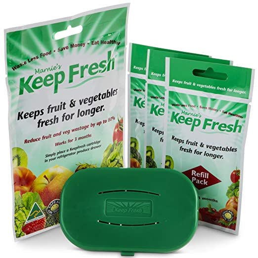 Produce Saver y Kit de Conservador para Frigorífico - Amortiguador ...