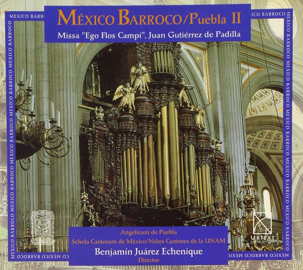 Baroque Mexico Puebla 2