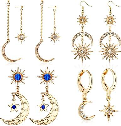 ref 003 1 Pairs of earrings